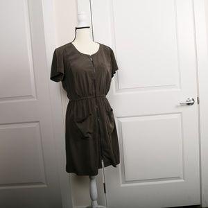 Military-esque Alfani Dress